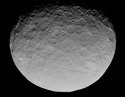 Ceres Zwergplanet