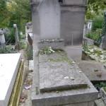 Grab von Charles Messier