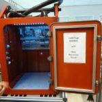 OpenESTEC 2016: Versuchsgondel für die Zentrifuge