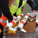 CanSat Deutschland 2017: Bestückung der Raketen