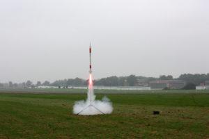 CanSat Deutschland 2017: Raketenstart