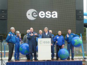 OpenESTEC 2017: Astronauten eröffnen den Tag der offenen Tür