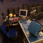 Steuereinrichtungen für das Planetarium Bremen