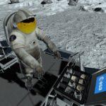 Simulation im AGSA-Lab / © ESA, Marian Kleineberg