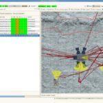 Bildschirm MOE-Client / © ESA, Marian Kleineberg